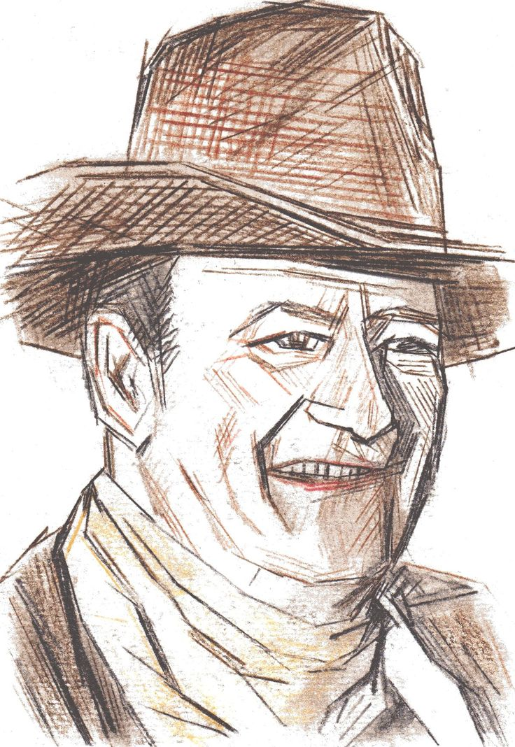 John Wayne (incase you don't know!)