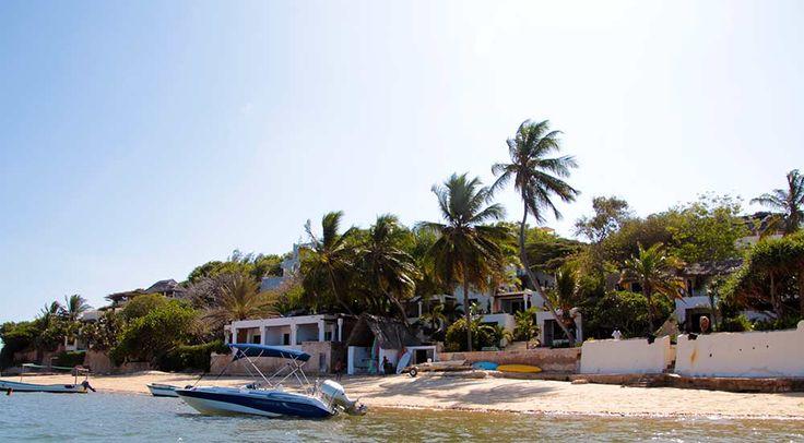 Een eiland zonder auto's, zonder motoren....alleen maar zandweggetjes, tropische stranden en heel veel lieve mensen. Dat is Lamu!