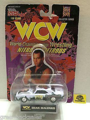 (TAS006615) - Racing Champions WWF WCW nWo WWE Nitro-Streetrods - Dean Malenko