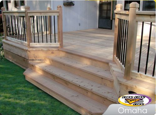 Deck Idea... I really want this:)