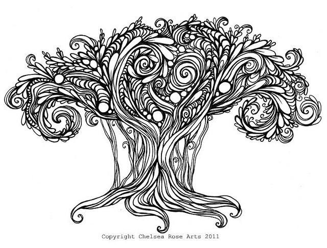 banyan tree illustration: Tattoo Ideas, Tattoo Design Banyan Trees, Sweet Trees, Tattoo Inspiration, Trees Tattoo, Trees Illustrations, Tree Illustration, Photo, Drawing