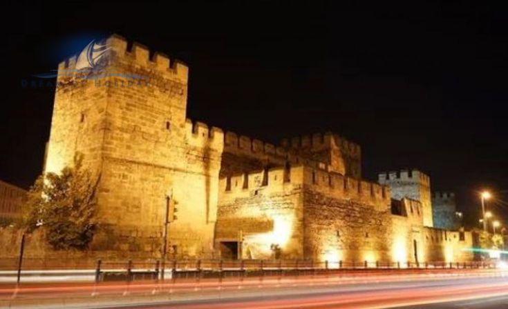 Castle of Kayseri Turkey