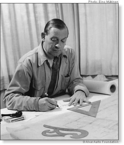 Alvar Aalto 1898 – 1976