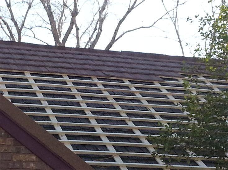 Metal Roofing over Old Asphalt Shingles New Steel