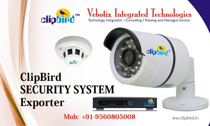 As a business owner it's your responsibility to make sure that your business assets, the property and your employees are safe at all times. In today's scenario just locking the door and having a security guard at the door is not enough to protect everything. That is the main reason why video surveillance or CCTV cameras are a must. http://www.clipbird.in
