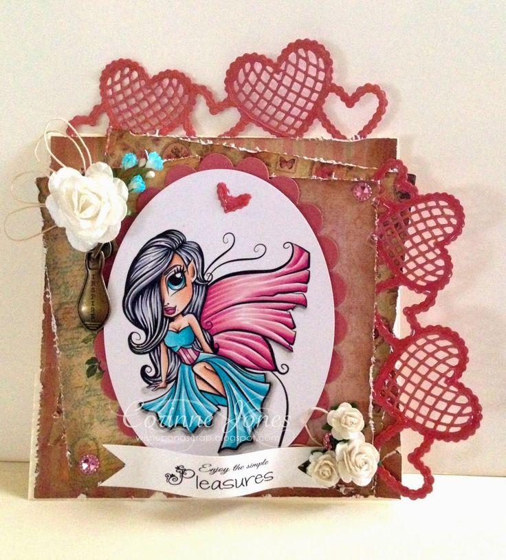 Betty Thorn Fairy