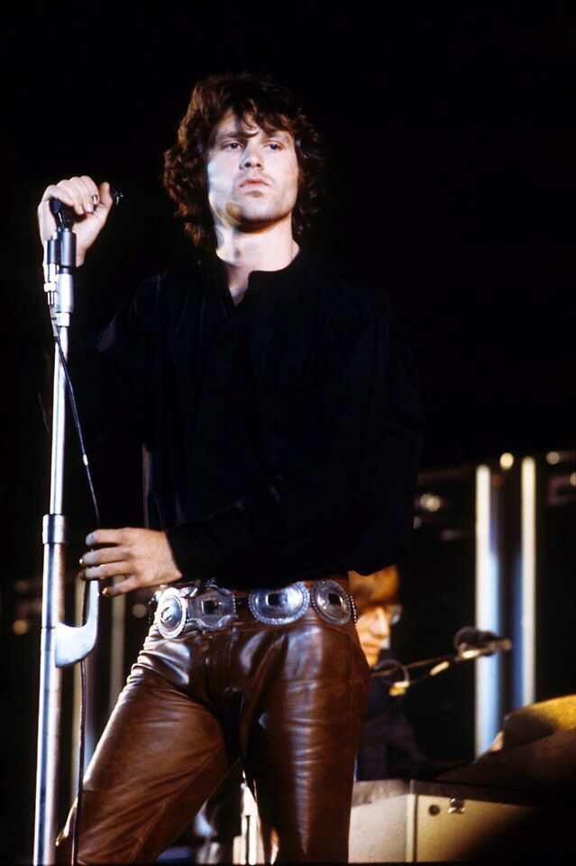 ♡♥Jim Morrison sings at 'Hollywood Bowl' concert 1968♥♡