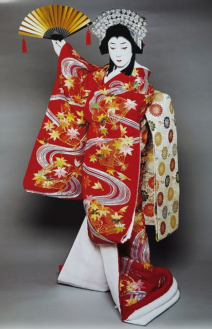 Bando Tamasaburo - Kabuki Actor & National Living Treasure | Flickr : partage de photos !