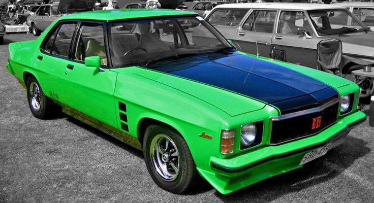 1976 Holden HX Monaro GTS