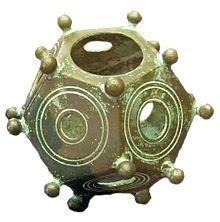 O inexplicável dodecaedro romano | Rama na Vimana