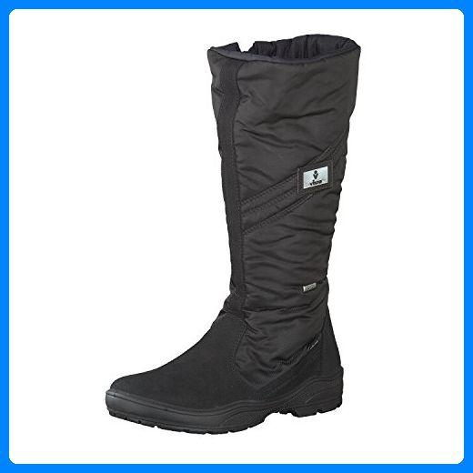 VISTA 11-35033 SCHWARZ (40, schwarz) - Bootsschuhe für frauen (*Partner-Link)