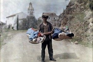 Υπέροχα πορτρέτα Ελλήνων του 1920 - με χρώμα!