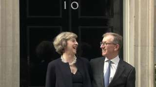 Profile: Theresa May's husband Philip - BBC News