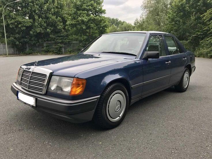 Mercedes E200 W124 Erst 17.000km Neuwertig   Check more at https://0nlineshop.de/mercedes-e200-w124-erst-17-000km-neuwertig/