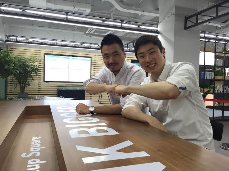 [Age of Startup] 투블루 우혁준 대표, 펀(Fun)경영을 말하다 - VentureSquare
