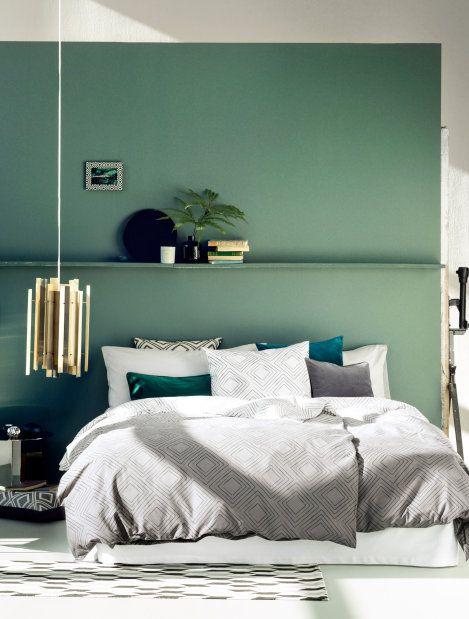 die besten 25 gr ne wandfarbe ideen auf pinterest gr ne w nde gr ne schlafzimmerw nde und. Black Bedroom Furniture Sets. Home Design Ideas