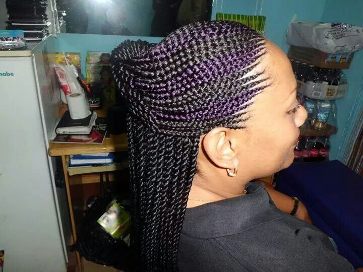 Sensational 1000 Ideas About Ghana Braid Styles On Pinterest Ghana Braids Short Hairstyles For Black Women Fulllsitofus