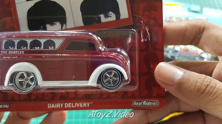 The dairy delivery #Beatles #hotwheels  More  http://bit.ly/2uWxQhM