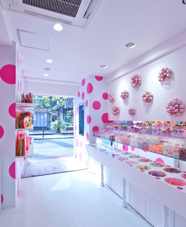 Totti candy factory Harajuku