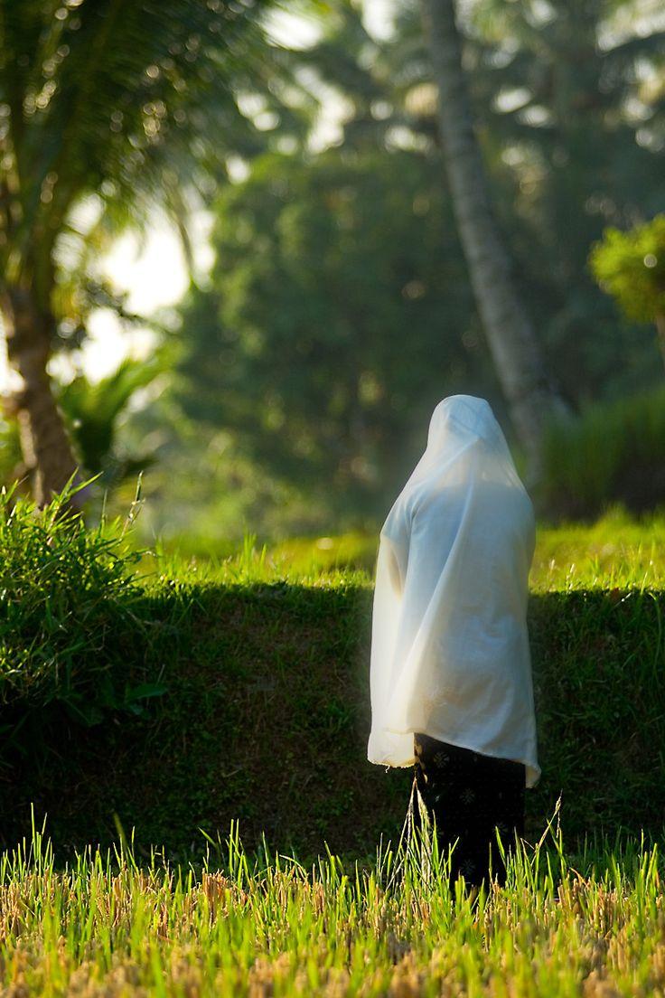 Muslim Women Mother Modest Stylish Hijab Dress Outfit