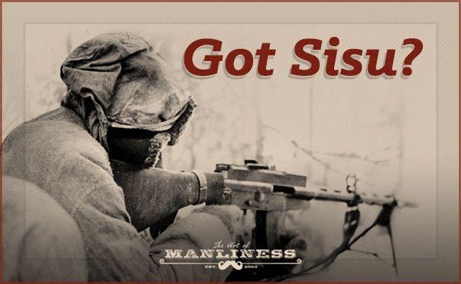 Got Sisu Finnish Grit Against Russia In The Winter War Art Of