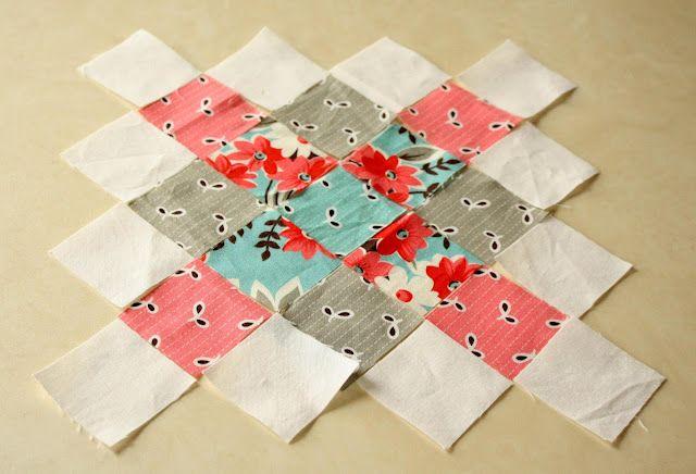 granny square quilt tutorial