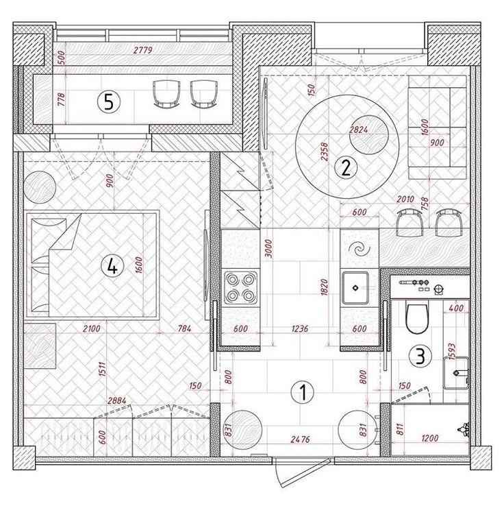 Best Plans Images On Pinterest Floor Plans Architecture - A duplex penthouse designed with scandinavian aesthetics industrial elements includes floor plans