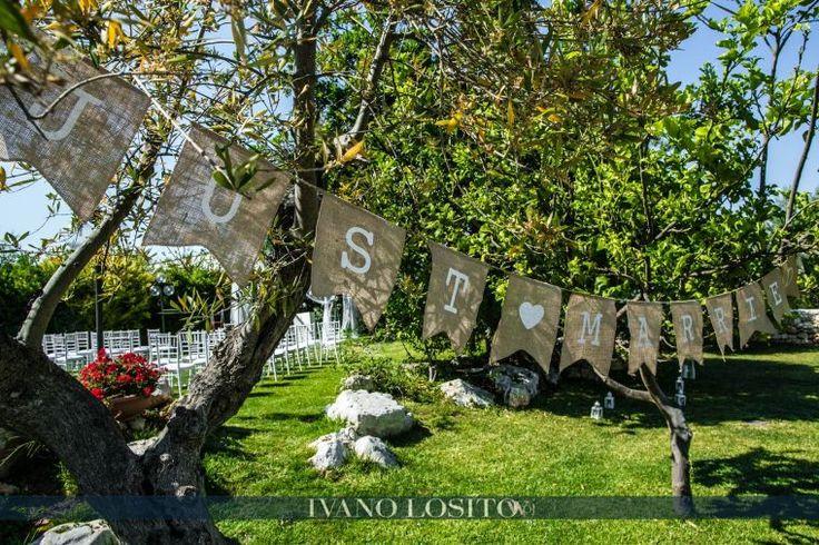 Wedding in masseria, details by Michela & Michela www.italianweddingcompany.com