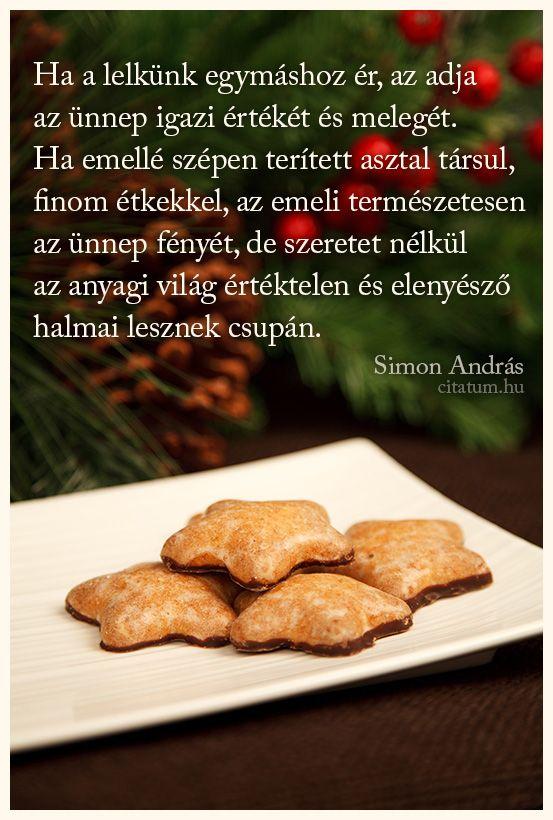 Simon András idézet a szeretetről.