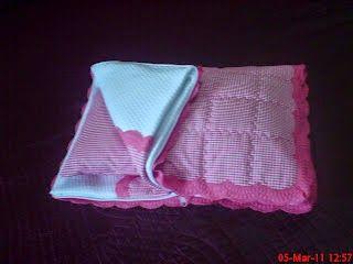 yeni doğan dikişleri. sürpriz yastık yapılışı, sürpriz yastık kalıbı. bebek yastığı kalıbı ve yapılışı.
