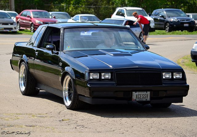Buick Grand National - don't make em like this anymore...