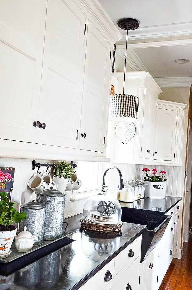The Art Of Homemaking Stonegable New Kitchen Designs Kitchen Dining Room Kitchen Remodel