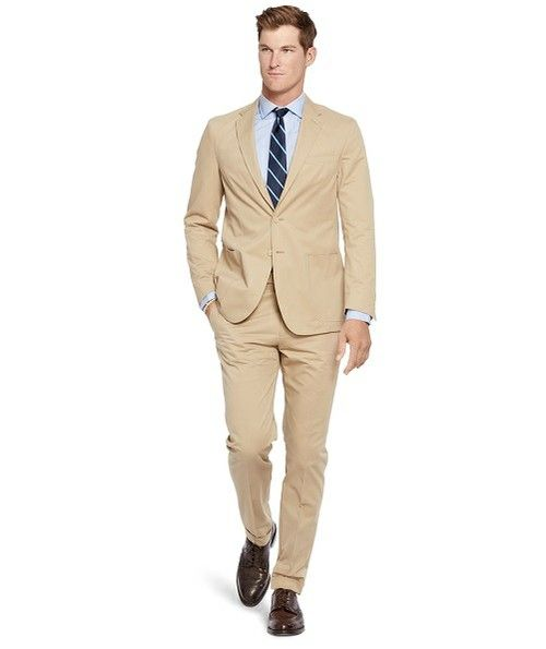 POLO MEN'S(ポロ メンズ)のモーガン コットン スーツ(セットアップ) ブラウン系その他