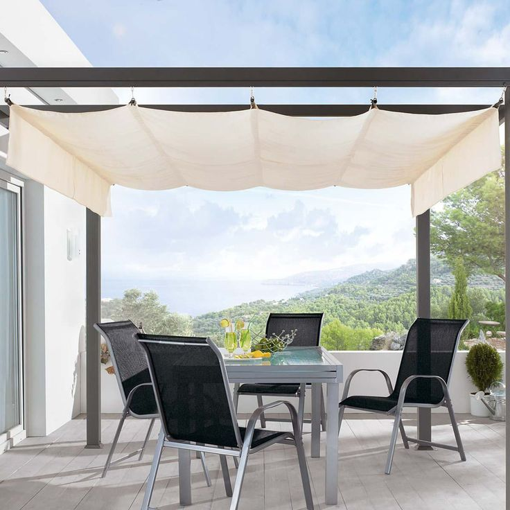 Pin by lars bach on outdoor structure pinterest pergolas outdoor structures and backyard - Leroy merlin arbor ...