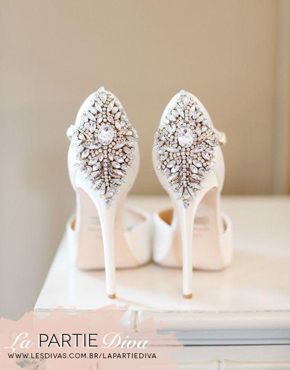 O sapato de noiva ideal