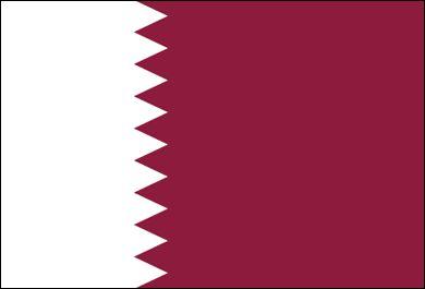 Qatar Flag History