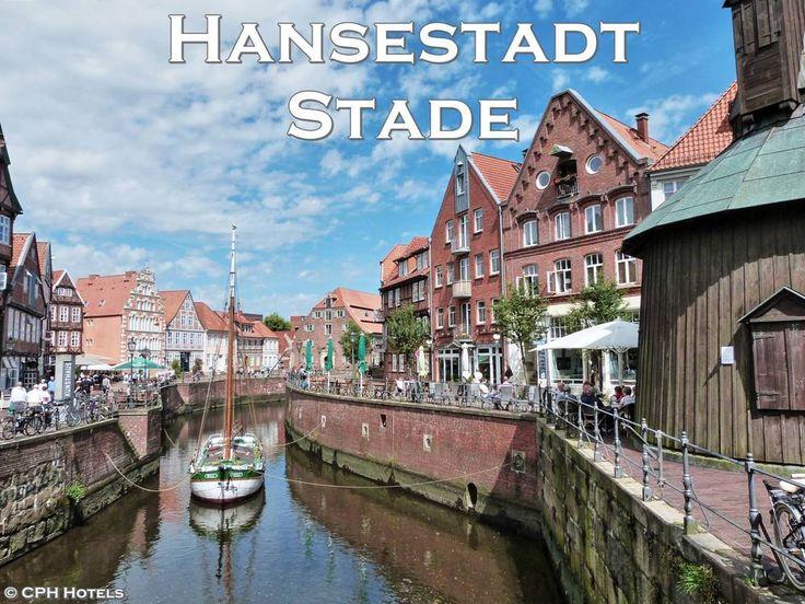 Ganz in der Nähe der Hansestadt Stade befindet sich das Country Partner Hotel Gut Deinster Mühle mit diversen Freizeitmöglichkeiten: http://deinste.cph-hotels.com #Stade #Hansestadt #Niedersachsen