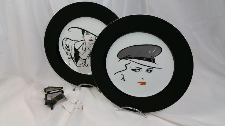 Les 47 Meilleures Images Du Tableau Porcelaine Peinte Main