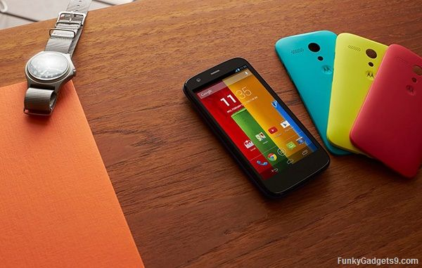 Motorola Moto G is now available in India for Rs.12,499
