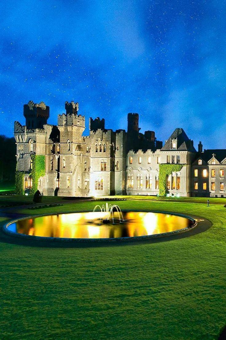 Luxury Hotels Near Galway Ireland