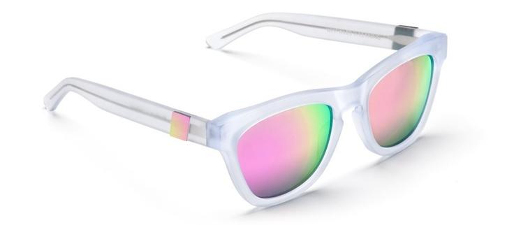Westward Leaning mirrored shades. #getzesty