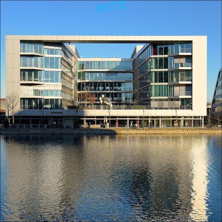 BRTarchitekten  Duisburg… – #architektur #brtarchitekten #Büroarchitektur. #d…