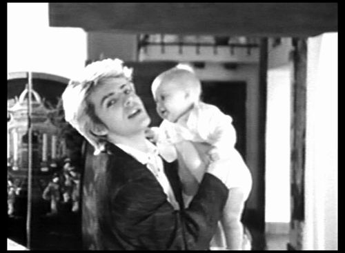 Nick Rhodes and daughter | Tumblr