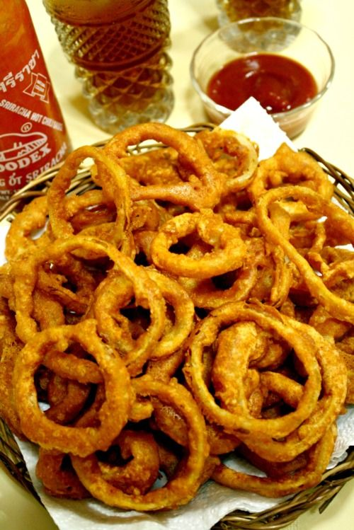 How to make Spicy Onion Rings: Fun Recipes, Onion Rings, Side, Mmmmm, Food Time, Spicy Onions, Rings Recipes, Appetizers, Onions Rings
