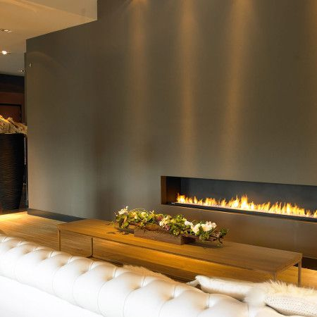 contemporary gas fires