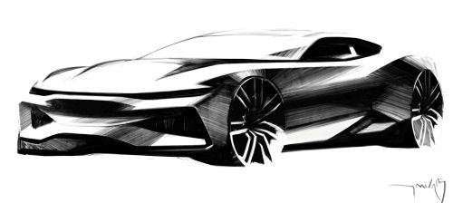 Thomas Stephen Smith - Camaro concept
