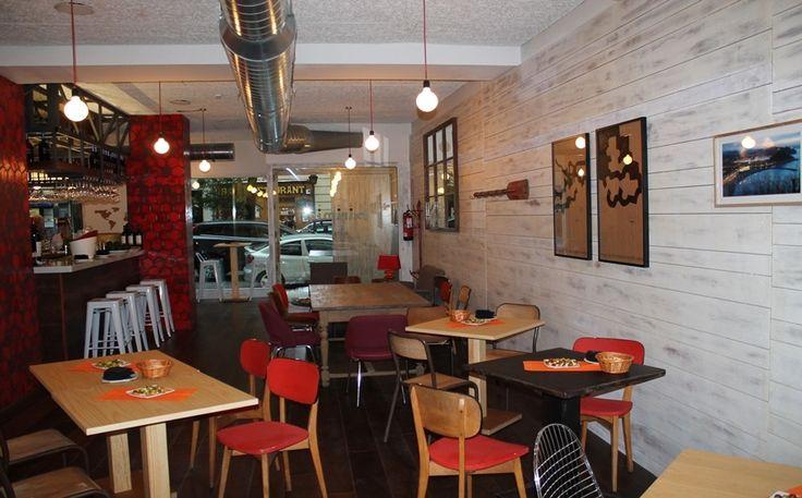 #Restaurante Txirimiri #MesDeLosCallos #Madrid