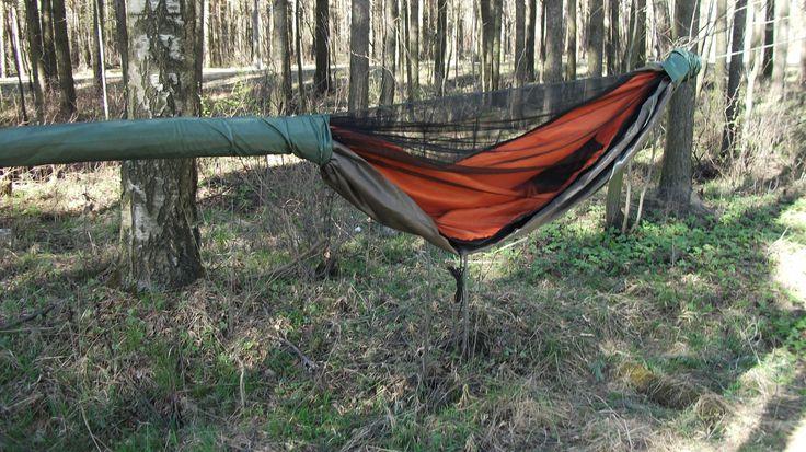 Гамак - палатка Rebel gear
