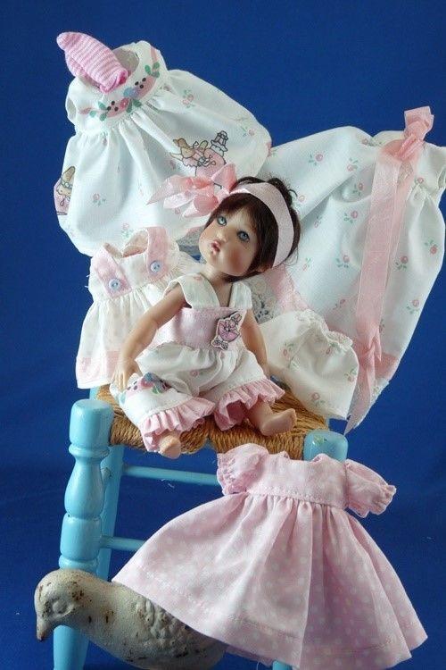 Платья для куклы своими руками схемы фото 336