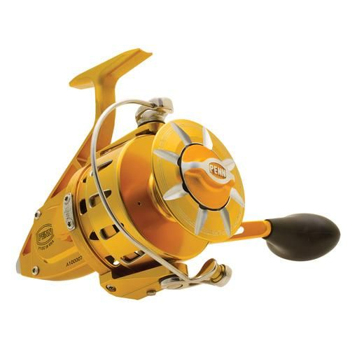 Torque Gold Spinning Reel - TS5 Outdoor Store Torque Gold Spinning Reel – TS5 Manufacture ID: 1187639 The Torque Spinning reel was designed for anglers needing a rugged spinning reel for heavy saltwater fishing. From sharks to sailfish, the Torque spinning reel comes in three main sizes to whip anything you are after. Featuring a fully sealed system to repel saltwater and grit, the Torque ensures optimal…